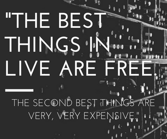 3. Coco-chanel-quote-The best things in live are free