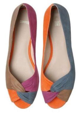 Camper Twins Mismatched shoes 2