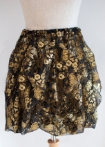 DIY Lace Skirt - Dolce & Gabbana inspired
