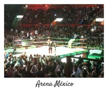 Arena Mexico-Luchas-Wrestling-Mexico City
