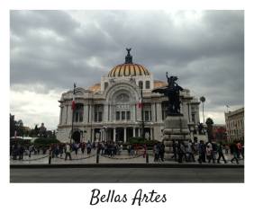 Bellas Artes-Mexico City