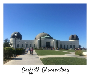 Griffith Observatory-Los Angeles-California