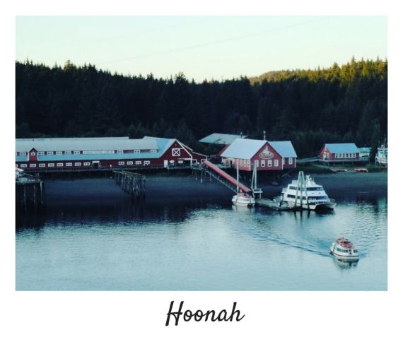 Hoonah-Icy Strait Point-Alaska