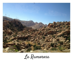 La Rumorosa-Baja California