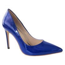 Mismatched-shoes-trend-high heels-Gabriel Maxx-Blue