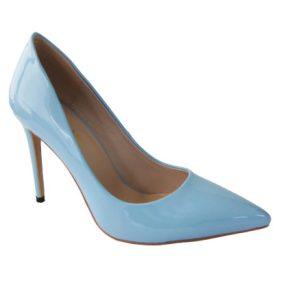 Mismatched-shoes-trend-high heels-Gabriel Maxx-Light blue