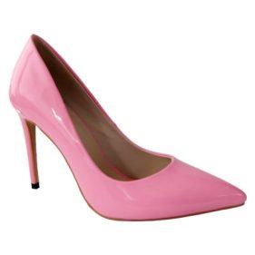 Mismatched-shoes-trend-high heels-Gabriel Maxx-Milennial Pink