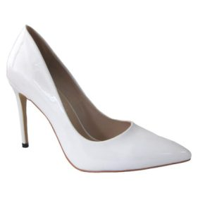 Mismatched-shoes-trend-high heels-Gabriel Maxx-White