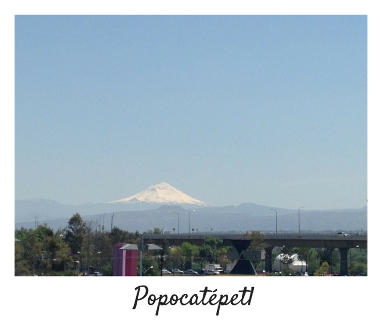 Popocatepetl-Mexico City-Mexico