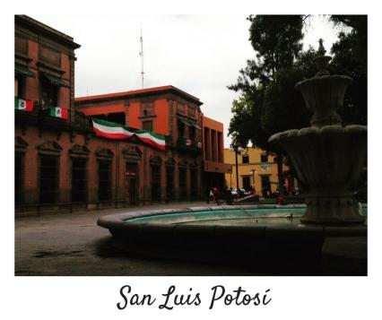 San Luis Potosi-Church