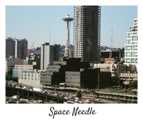 Space Needle-Seattle