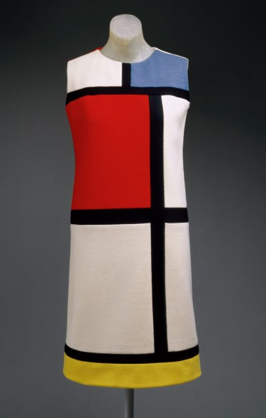 Mondrian Dress - Yves Saint Laurent